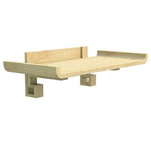 Các mẫu bàn thờ treo gỗ sồi sang trọng và hiện đại nhất 4
