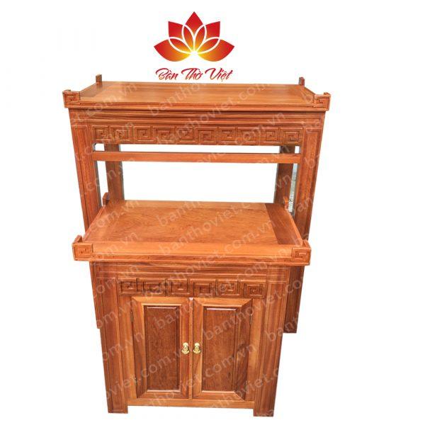 Mẫu bàn thờ ở Vinh bán chạy nhất năm 2018