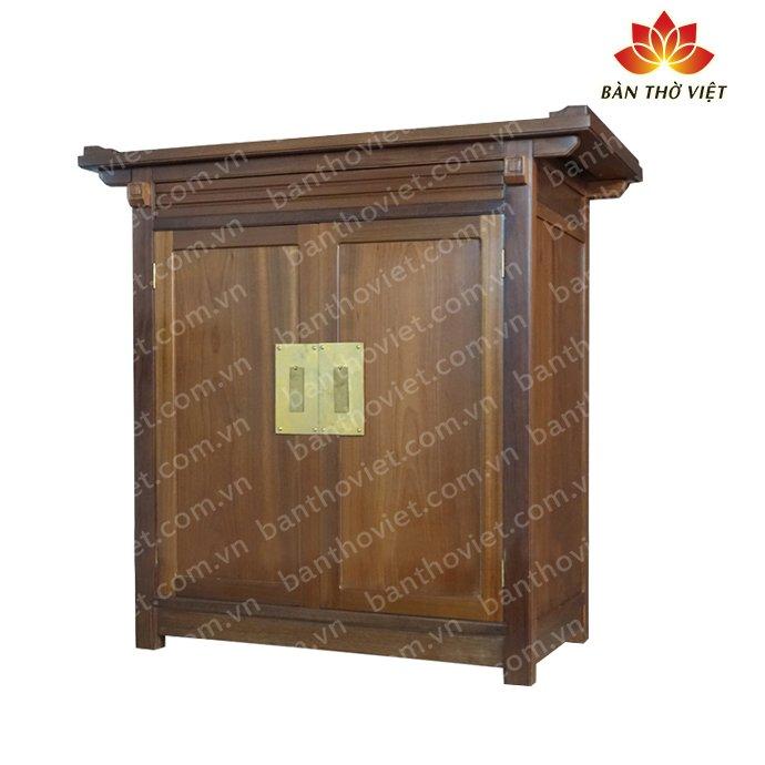 Những mẫu tủ thờ đơn giản từ cao cấp cho tới bình dân 3