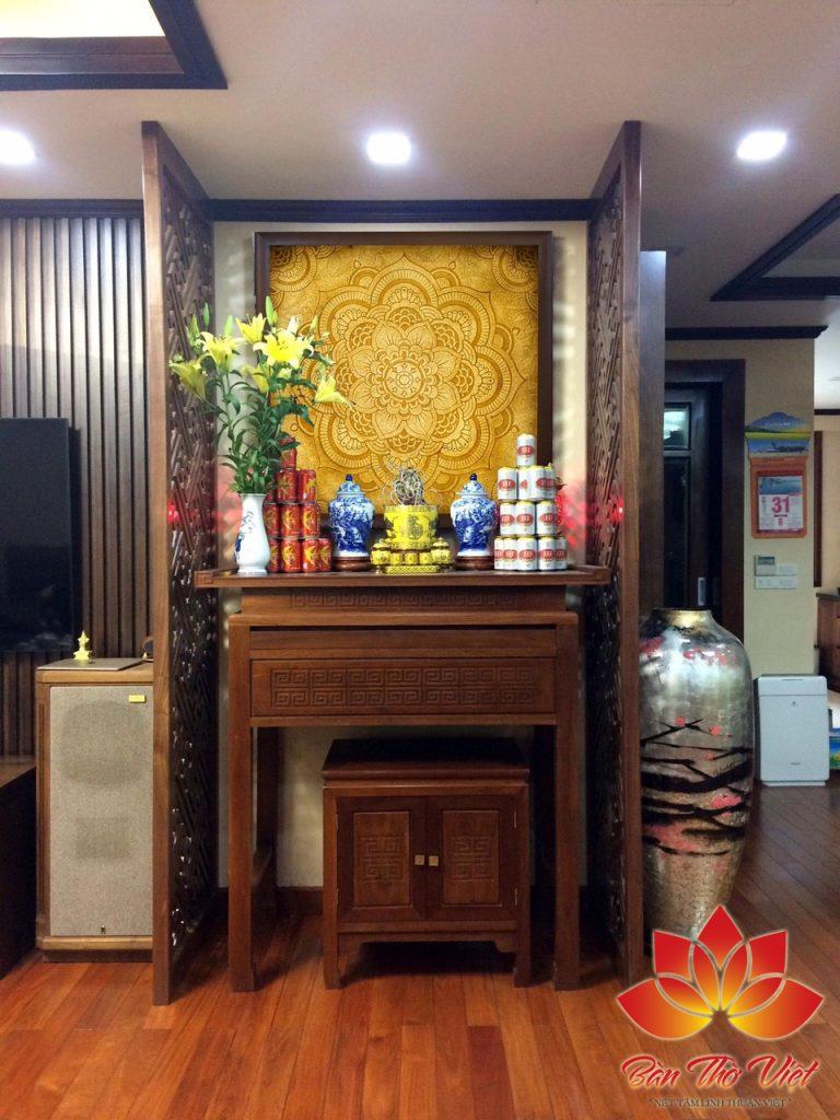 Cách cắm hoa bàn thờ tổ tiên ngày Tết để năm mới nhiều phúc lộc 2