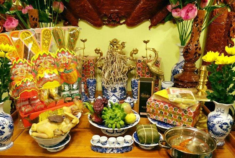 Bàn thờ mấy bát hương là chuẩn nhất theo phong tục Việt? 1