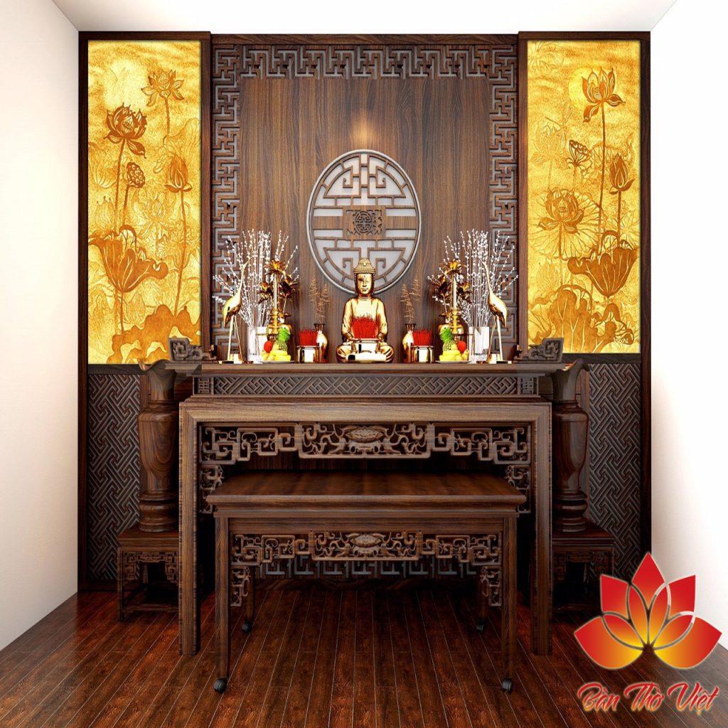 Địa chỉ làm bàn thờ an gian đẹp chất lượng uy tín tại Hà Nội 1