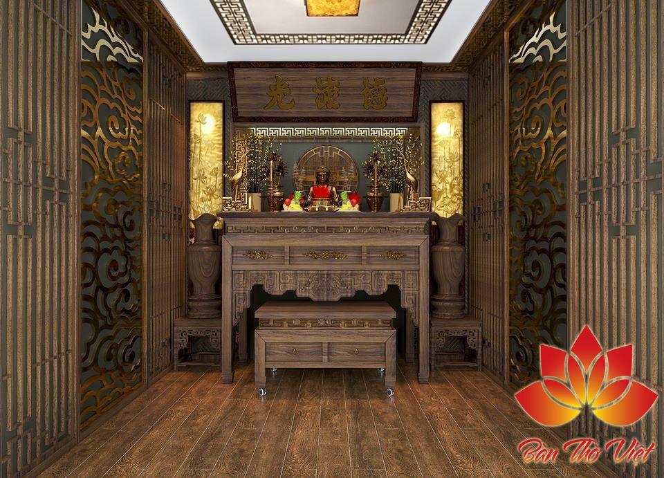 Bàn thờ ở Long Biên   Địa chỉ cung cấp bàn thờ uy tín chất lượng