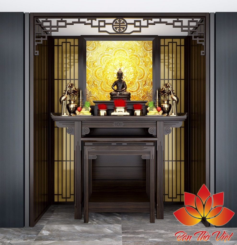 Mẫu sản phẩm bàn thờ ở Nam Định do bàn thờ Việt cung cấp