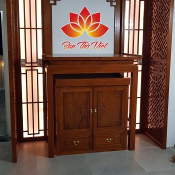Mẫu tủ thờ ở Lạng Sơn bán chạy nhất