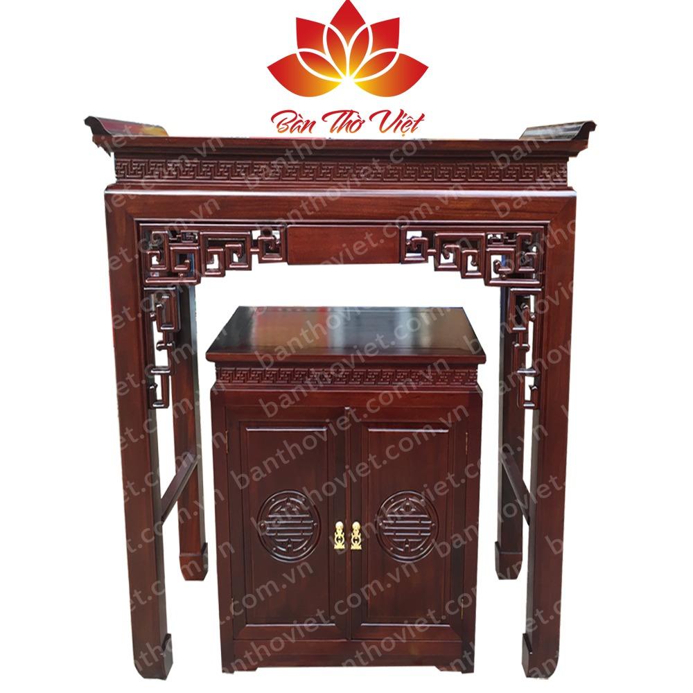Tủ thờ ở Tây Hồ   Địa chỉ cung cấp đồ thờ cúng chất lượng giá tốt