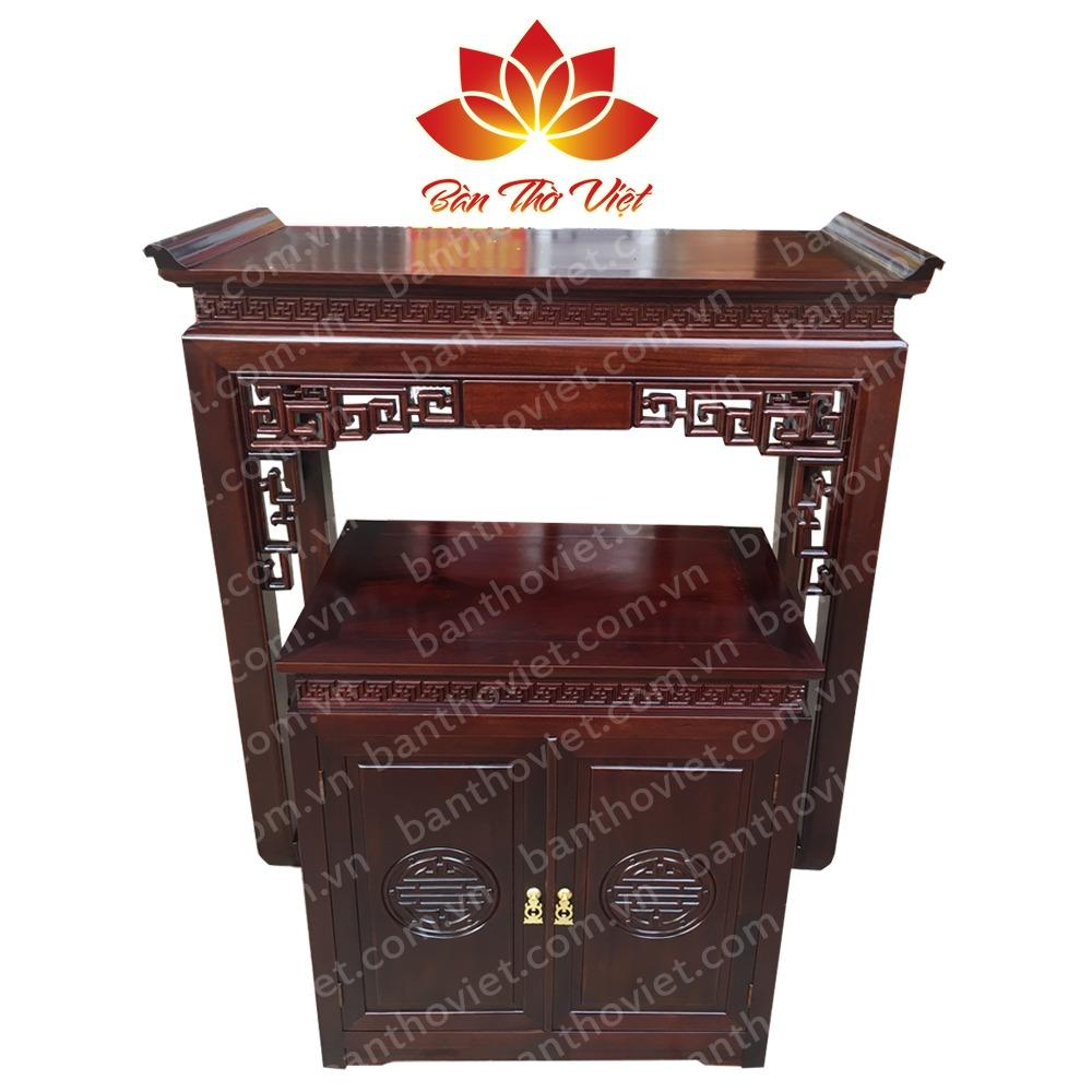 Tủ thờ đồng kỵ - Bàn thờ Việt vượt trên cả sự hoàn mỹ và chất lượng 2