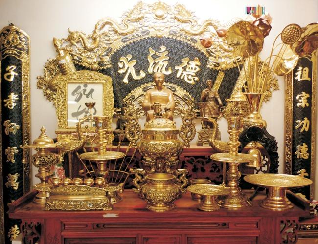 Tìm hiểu ý nghĩa nhà thờ họ với văn hóa tâm linh của người Việt