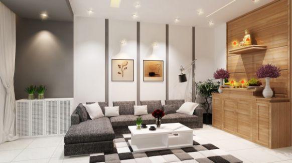 Cách thiết kế phòng thờ trong phòng khách đúng chuẩn và đẹp mắt 5