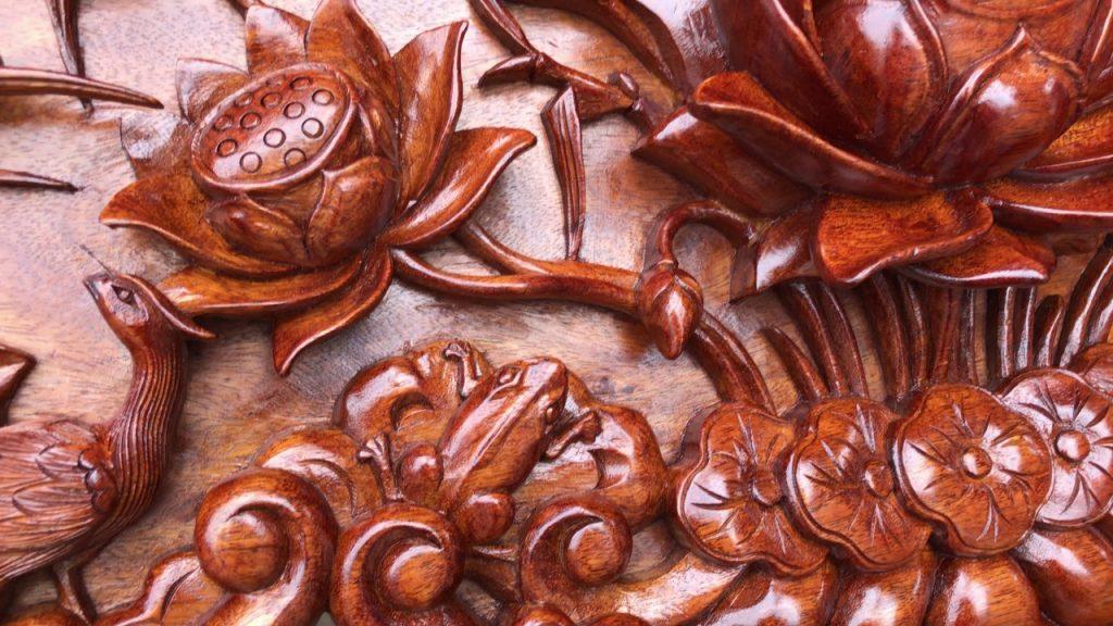 Mẫu sập thờ ở Đống Đa bằng gỗ Đẹp được nhiều người ưa chuộng