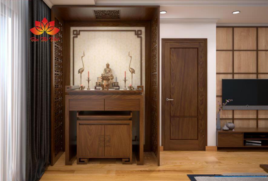 Địa chỉ bán tủ thờ ở Thái Bình nổi tiếng