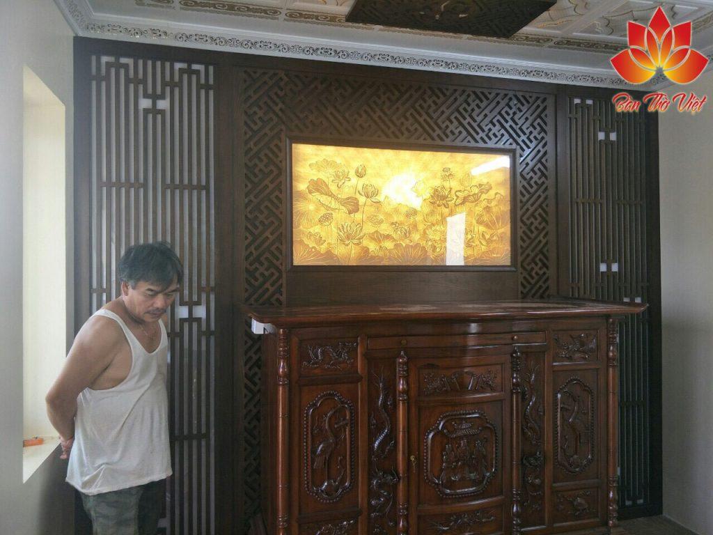 Địa chỉ cung cấp tủ thờ ở Lào Cai Uy tín - Chất Lượng - Giá rẻ