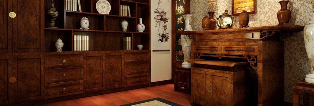 Các mẫu nội thất phòng thờ đẹp và sang trọng hợp phong thủy