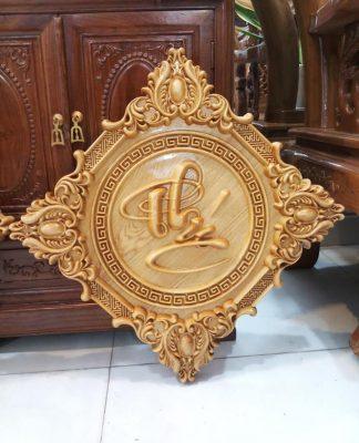 Phòng thờ NÊN treo chữ gì hợp phong thủy mang lại Tài Lộc và May mắn