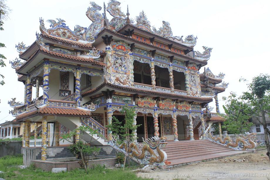 Chiêm ngưỡng nhà thờ họ lớn nhất Việt Nam hiện nay