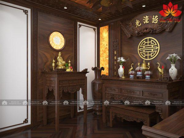 Mẫu thiết kế nội thất phòng ở Nam Định đẹp hợp phong thủy