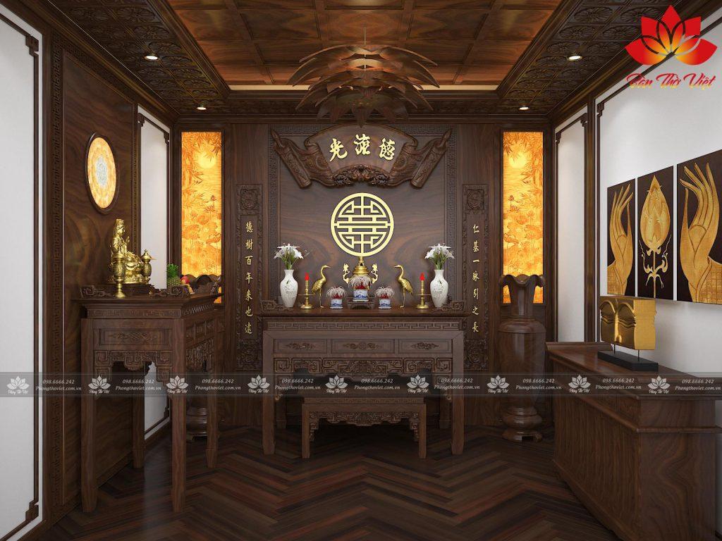 Chất liệu gỗ- chất liệu mang đậm phong cách phương Đông, vừa truyền thống nhưng lại không kém phần hiện đại