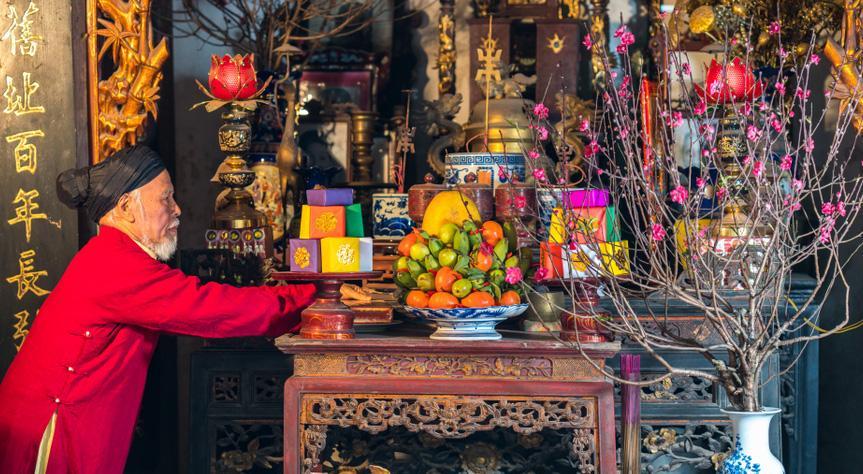 Phong tục thờ cúng tổ tiên - Nét đẹp văn hóa truyền thống của người Việt