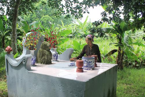 Phong tục thờ Chó Đá của người Việt vẫn được lưu giữ cho đến ngày nay