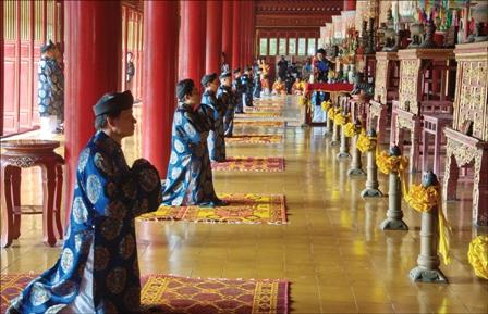 Nét đẹp văn hóa phong tục thờ cúng ở Huế