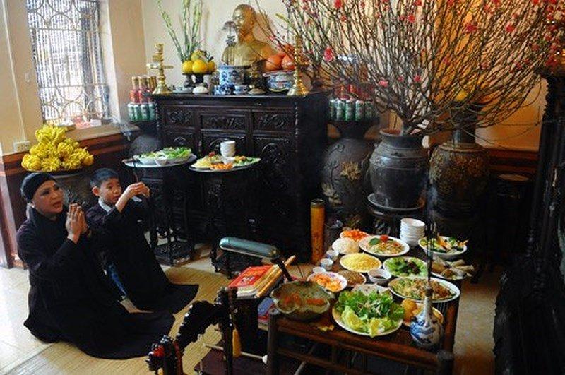 Nguồn gốc phong tục thờ cúng tổ tiên của người Việt Nam