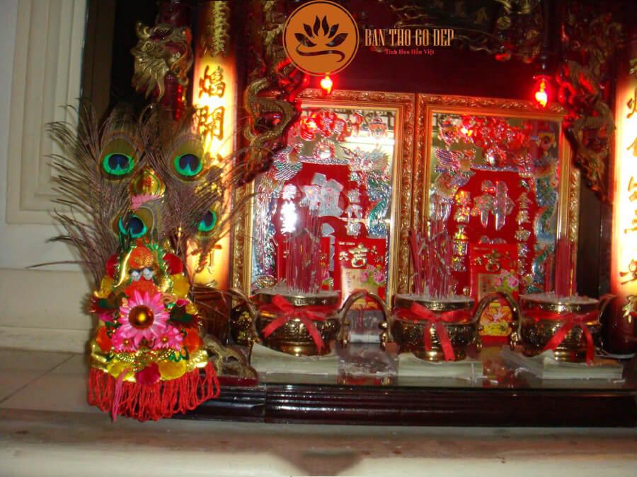 Phong tục thờ cúng của người Hoa có gì khác với người Việt