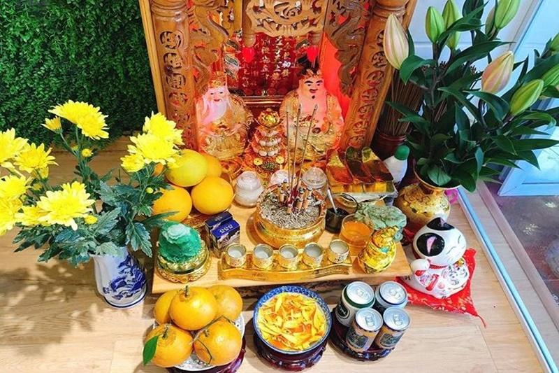Phong tục thờ cúng Ông Địa của người Việt   Nguồn gốc và ý nghĩa