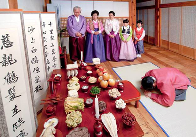 Tìm hiểu phong tục thờ cúng của người Nhật Bản