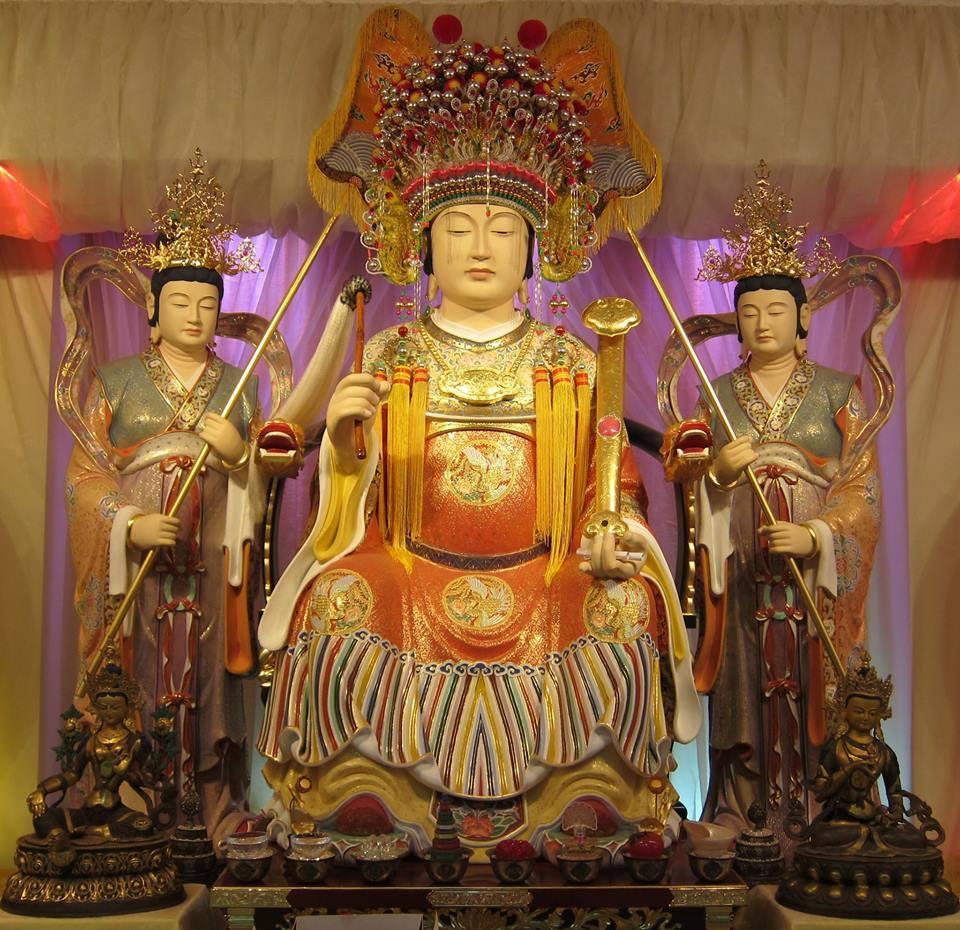 Cách thờ bà chúa Tiên - Tục thờ Bà Chúa Ngọc của người Việt