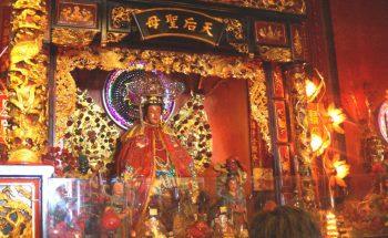 Cách thờ bà Cửu Thiên Huyền Nữ chính xác nhất
