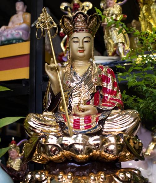 Cách thờ Địa Tạng Bồ Tát tại tư gia mà bạn cần biết