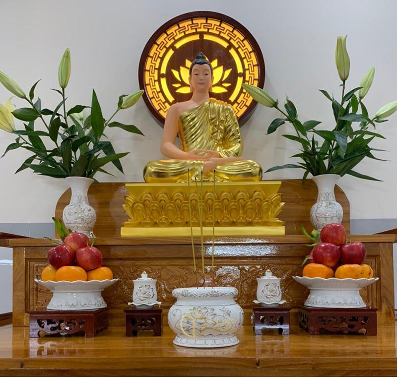 Cách thờ Phật Dược Sư tại gia CHUẨN nhất bạn nên biết