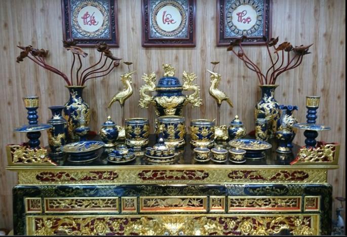 Cách thờ lư hương Đúng và Hợp phong thủy nhất